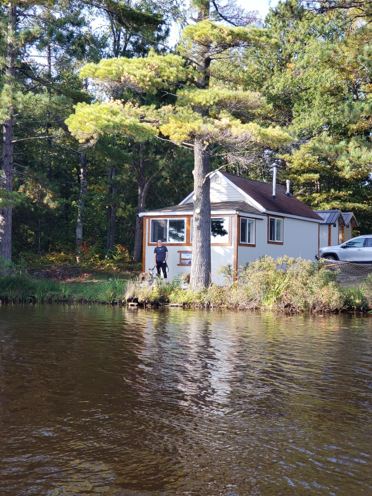 Our Loon Cabin