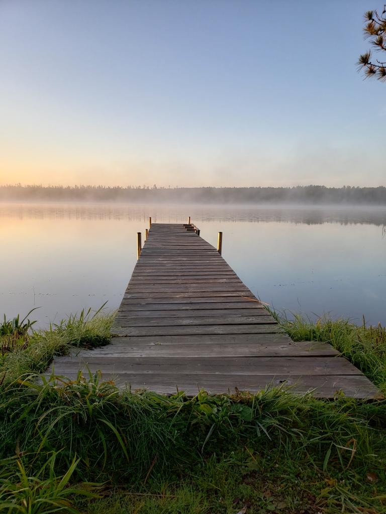 the empty dock photo